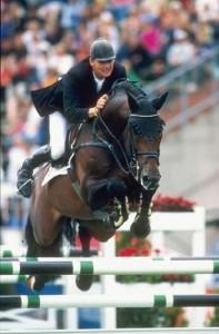CHIO AACHEN 1997 ULRICH KIRCHOFF (GER) VDL EMELION